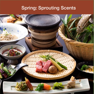 Spring: Sprouting Scents